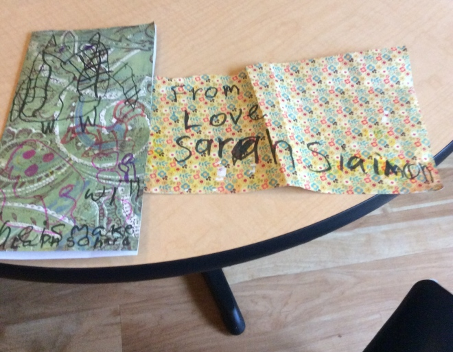 Cards For Maria